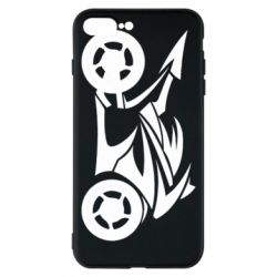 Чохол для iPhone 8 Plus Спортивный байк
