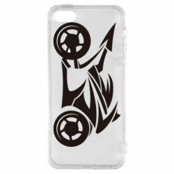 Чохол для iphone 5/5S/SE Спортивный байк