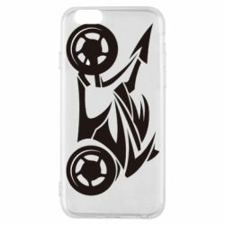 Чохол для iPhone 6/6S Спортивный байк
