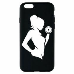 Чохол для iPhone 6/6S Sports Girl