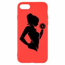Чохол для iPhone 8 Sports Girl