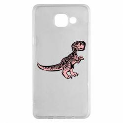 Чохол для Samsung A5 2016 Spotted baby dinosaur