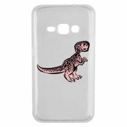 Чохол для Samsung J1 2016 Spotted baby dinosaur