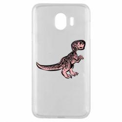 Чохол для Samsung J4 Spotted baby dinosaur