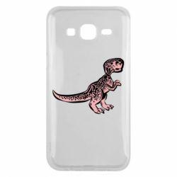 Чохол для Samsung J5 2015 Spotted baby dinosaur
