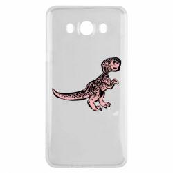 Чохол для Samsung J7 2016 Spotted baby dinosaur