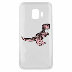 Чохол для Samsung J2 Core Spotted baby dinosaur