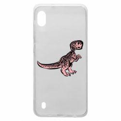 Чохол для Samsung A10 Spotted baby dinosaur