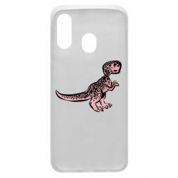 Чохол для Samsung A40 Spotted baby dinosaur