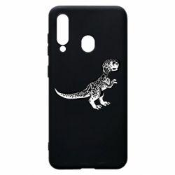 Чохол для Samsung A60 Spotted baby dinosaur
