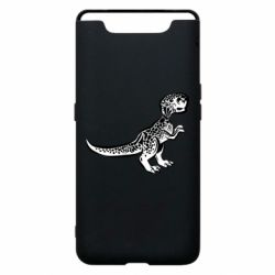 Чохол для Samsung A80 Spotted baby dinosaur