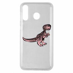 Чохол для Samsung M30 Spotted baby dinosaur