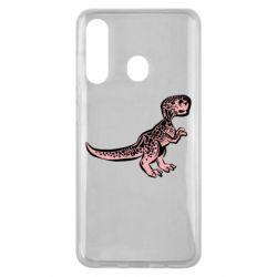 Чохол для Samsung M40 Spotted baby dinosaur