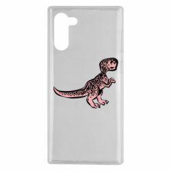 Чохол для Samsung Note 10 Spotted baby dinosaur