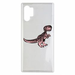 Чохол для Samsung Note 10 Plus Spotted baby dinosaur