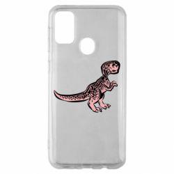 Чохол для Samsung M30s Spotted baby dinosaur