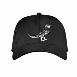 Дитяча кепка Spotted baby dinosaur