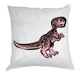 Подушка Spotted baby dinosaur