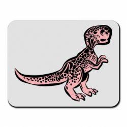 Килимок для миші Spotted baby dinosaur