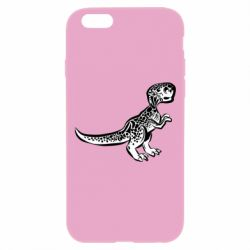 Чохол для iPhone 6 Plus/6S Plus Spotted baby dinosaur
