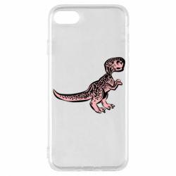 Чохол для iPhone 7 Spotted baby dinosaur