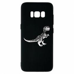 Чохол для Samsung S8 Spotted baby dinosaur