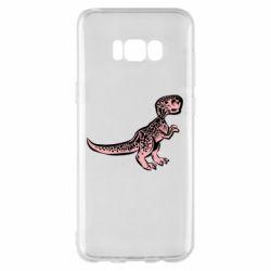 Чохол для Samsung S8+ Spotted baby dinosaur