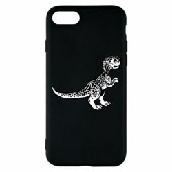 Чохол для iPhone 8 Spotted baby dinosaur