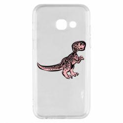 Чохол для Samsung A3 2017 Spotted baby dinosaur