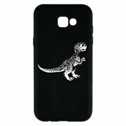Чохол для Samsung A7 2017 Spotted baby dinosaur