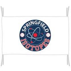 Прапор Springfield Isotopes