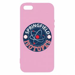 Чохол для iphone 5/5S/SE Springfield Isotopes