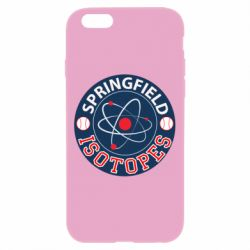 Чохол для iPhone 6/6S Springfield Isotopes