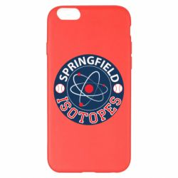 Чохол для iPhone 6 Plus/6S Plus Springfield Isotopes