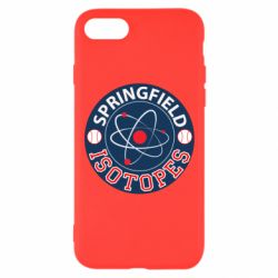 Чохол для iPhone 7 Springfield Isotopes