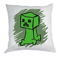 Подушка Сreeper