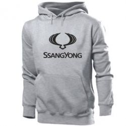 Чоловіча толстовка SsangYong Logo