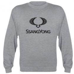 Реглан (світшот) SsangYong Logo