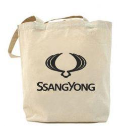 Сумка SsangYong Logo - FatLine