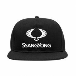 Снепбек SsangYong Logo