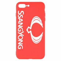 Чохол для iPhone 8 Plus SsangYong Logo