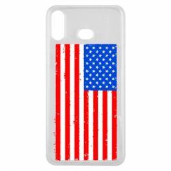 Купить Чехол для Samsung A6s США, FatLine