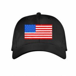 Детская кепка США - FatLine