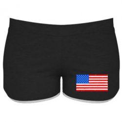 Женские шорты США - FatLine
