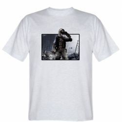 Чоловіча футболка Stalker art