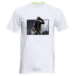 Чоловіча спортивна футболка Stalker art