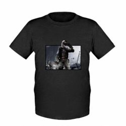 Дитяча футболка Stalker art