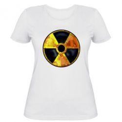 Женская футболка Stalker Danger