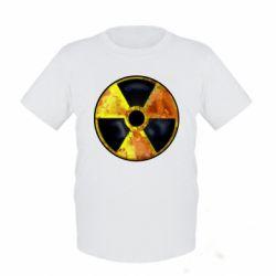 Детская футболка Stalker Danger