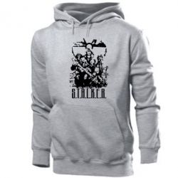 Толстовка Stalker Logo - FatLine